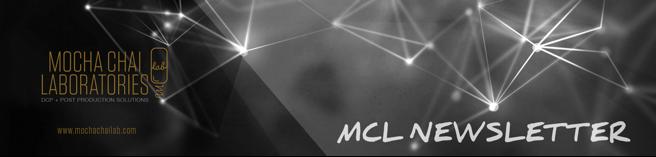 Mocha Chai Labs Newsletter Header